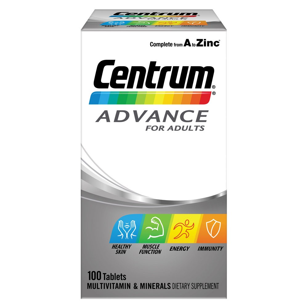 Centrum Advance Multivitamin