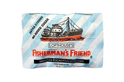 Fisherman's Friend Extra Strong Sugarfree Packet