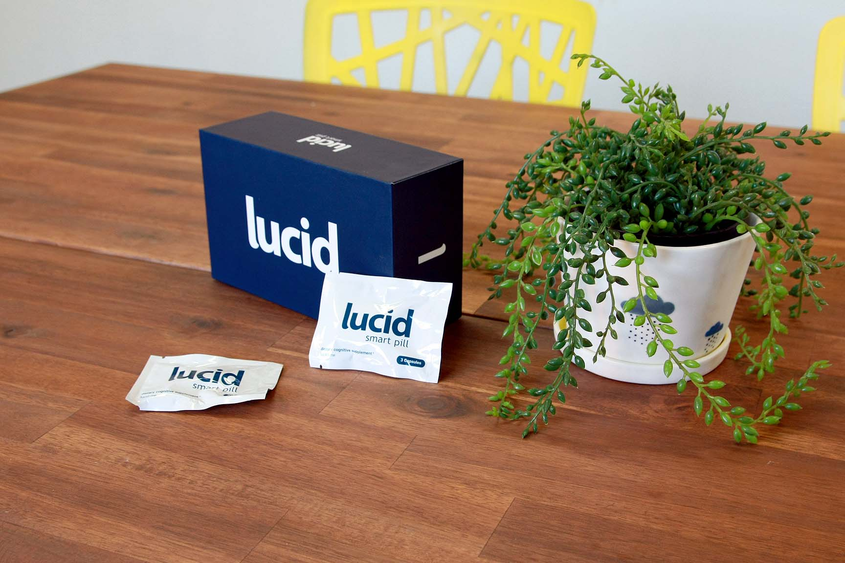 Smart Pill By Lucid