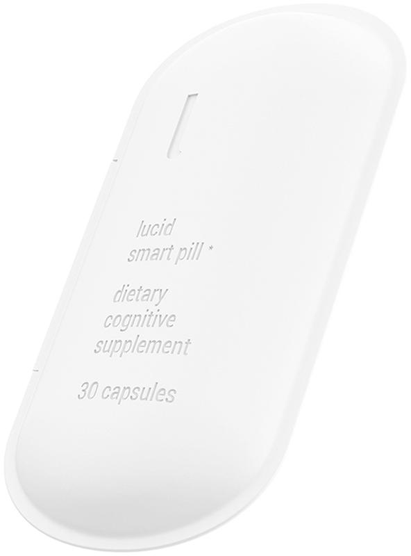 Lucid Smart Pill Full - Cognitive Enhancer