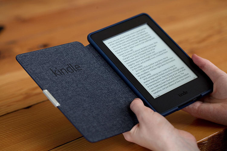 Amazon Kindle - Lucid Smart Pill